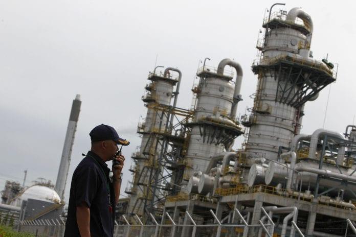 PTT Plc plant