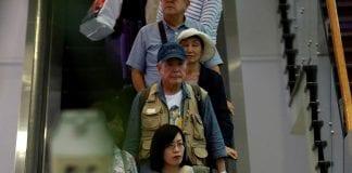 Yangon airport visitor tourist ebola