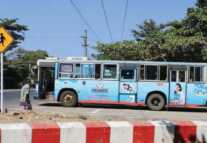 bus car traffic