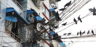 electricity power energy yangon