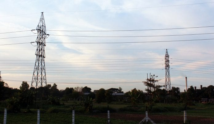electricity power grid