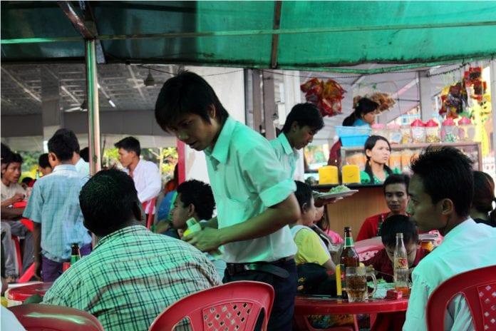food restaurant tax beer bill