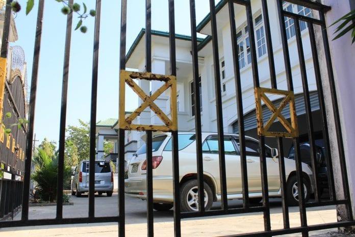 foreigner rental tax property real estate yangon