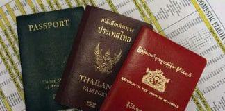 passport myanmar tourism