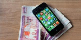 phone money transfer kyat app myanmar