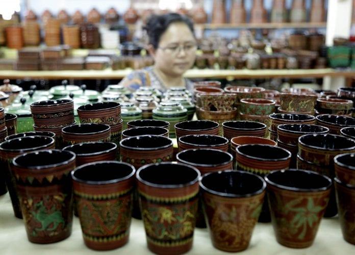 Bagan economy ASEAN meeting tourists SME handicraft tourism (11)