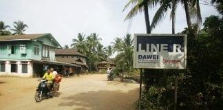 Dawei economy India link