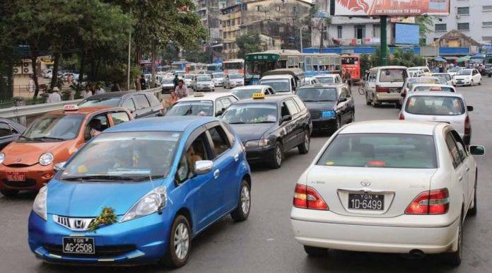 car traffic auto