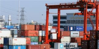 container export import trade economy