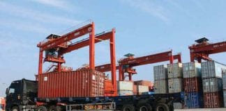 export container import trade