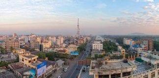 mandalay city urban