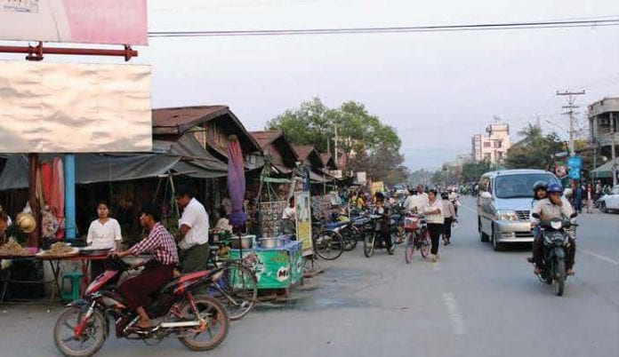 mandalay industrial park zone sez investment Myanmar business today