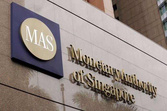 monetary authority of singapore mas