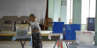 myanmar elections vote