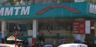 petrol station yangon oil