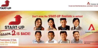 start up channel news asia