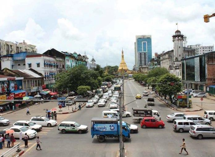 sule economy consumer myanmar mastercard confidence