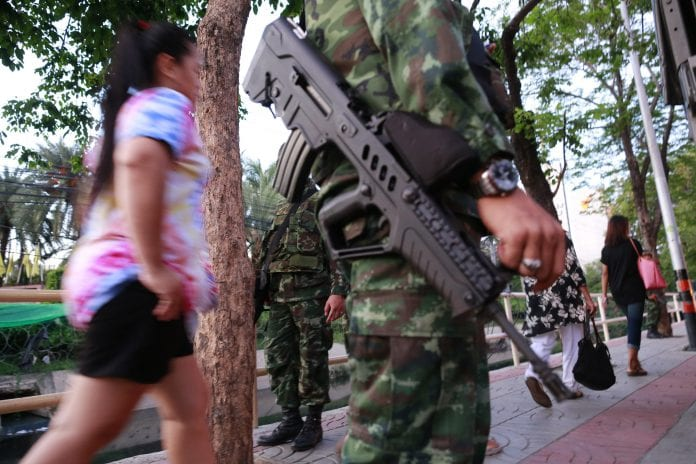 thailand military economy investment
