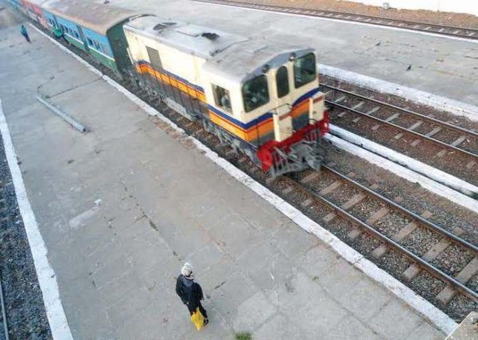 train railway yangon circle line Myanmar Business Today