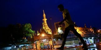 yangon sule myanmar economy investment