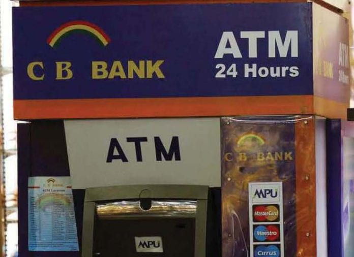 CB Bank atm banking Myanmar business today