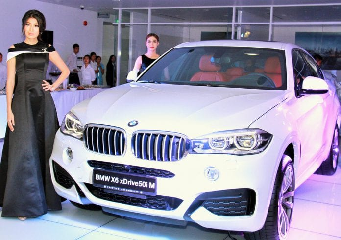 Image 6_BMW X6 Launch In Myanmar_Credit to Prestige Automobiles