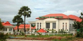 Imperial jade hotel Naypyitaw