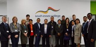 Myanmar delegation February 2015