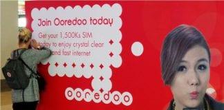 Ooredoo telecom airport visa tourism