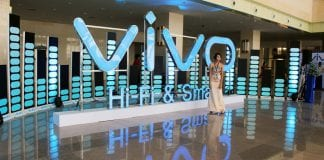 Vivo mobile myanmar launch