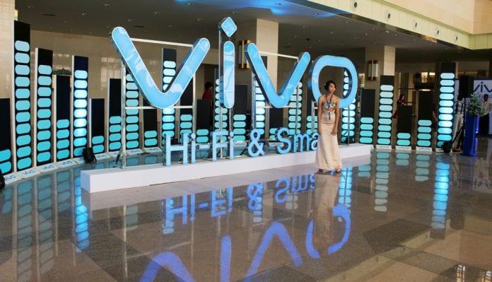 Vivo mobile myanmar launch