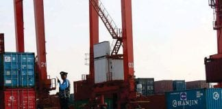 cargo container clearance automated Japan Myanmar Business today