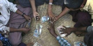 gambling myanmar