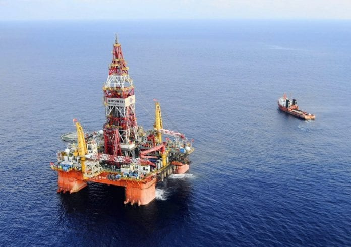 offshore drilling rig china haiyang shiyou