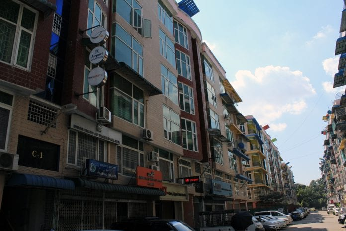 real estate property housing Myanmar Business Today