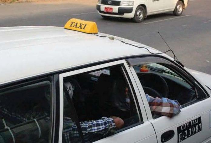 taxi traffic yangon Myanmar business today