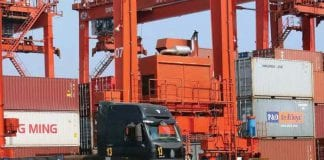 trade container export import Myanmar business today