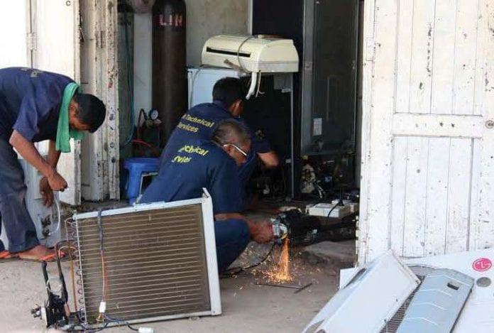 worker labour skills certification Myanmar GIZ NSSA
