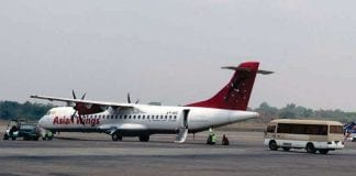 Myanmar plane aviation airport Myanmar Business Today