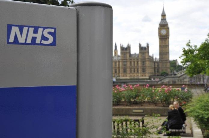 NHS london UK