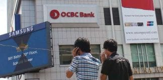 OCBC yangon Myanmar office
