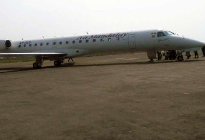 air mandalay aviation