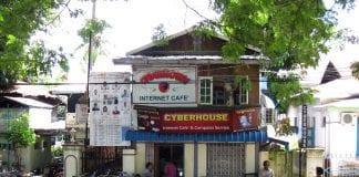 internet cafe mandalay cyber cafe telecom myanmar