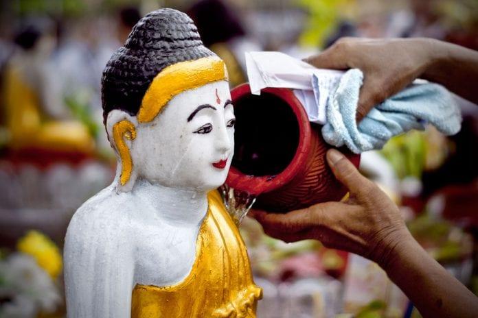 kason festival myanmar