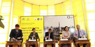 Banking Panel _Paulius Kuncinas_Tina Singhsacha_Rajesh Ahuja_Daw Kim Cha