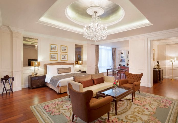 Grand Royal Suite-Bedroom