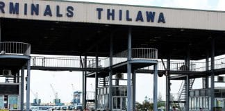 Myanmar International Thilawa Terminal