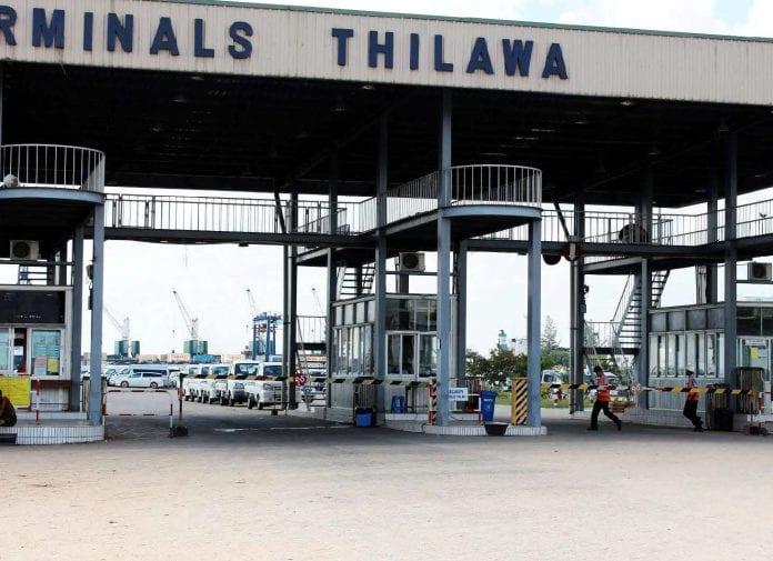 Myanmar International Thilawa Terminal