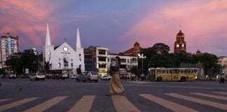 Myanmar economy development