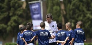 PSG Academy brought to you by Ooredoo 4